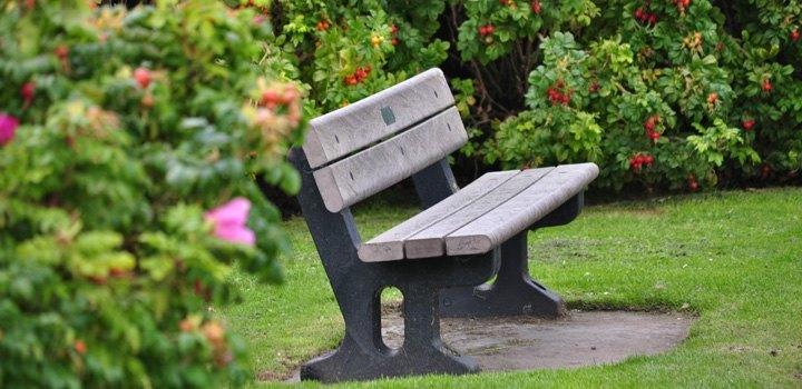 - Mobiliario de jardín -
